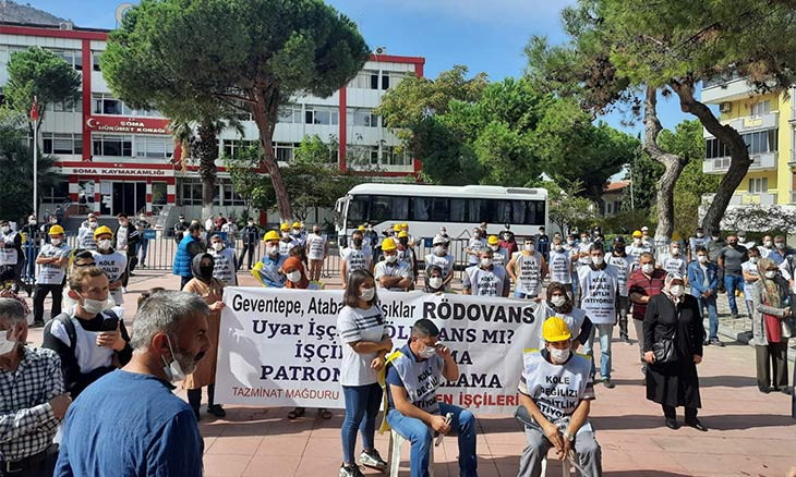 Major Turkish labor union brands miners striking for severance pay 'provocateurs'