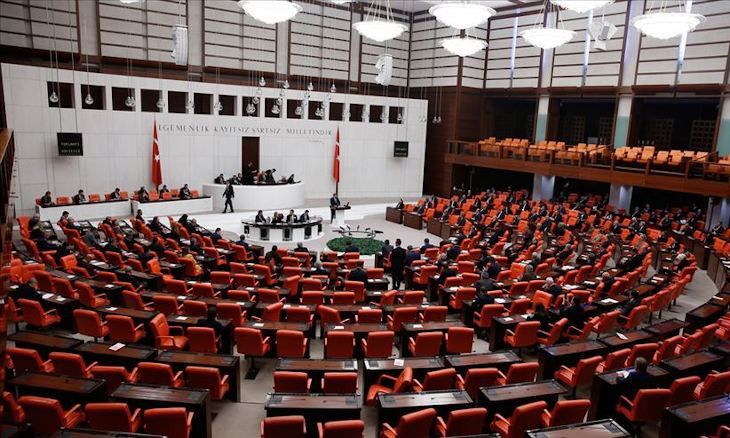 Turkish government weighs lowering 10 percent election threshold