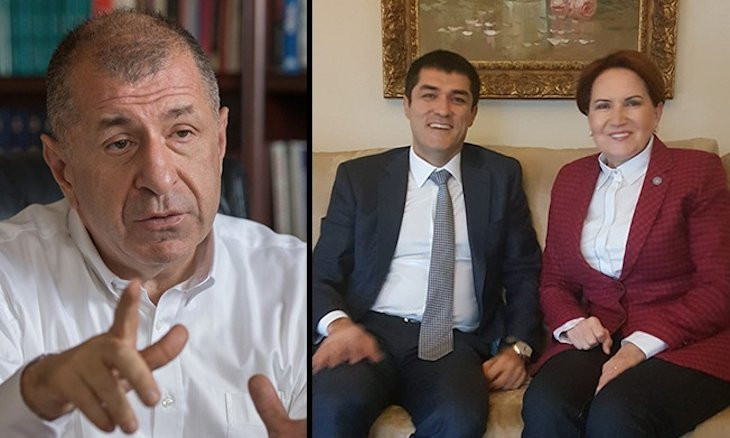 İYİ Party in disarray after deputy accuses Istanbul chair of being a Gülenist