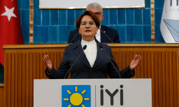 İYİ Party leader urges Erdoğan to abandon 'adolescent attitude'
