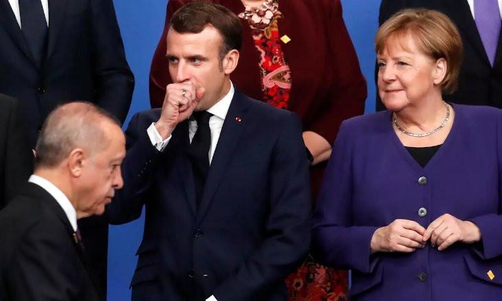 Merkel condemns Erdoğan's 'defamatory' remarks against Macron