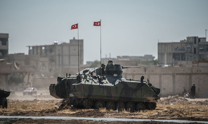Turkey's presidency submits motion to extend cross-border ops in Iraq, Syria