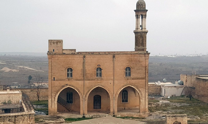 Centuries-old Assyrian church for sale in southeastern Turkey