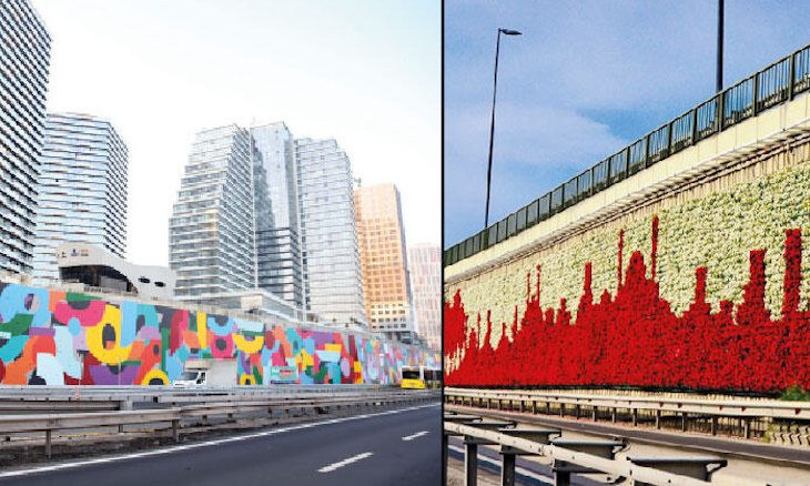 Istanbul politicians in heated debate over removal of vertical gardens