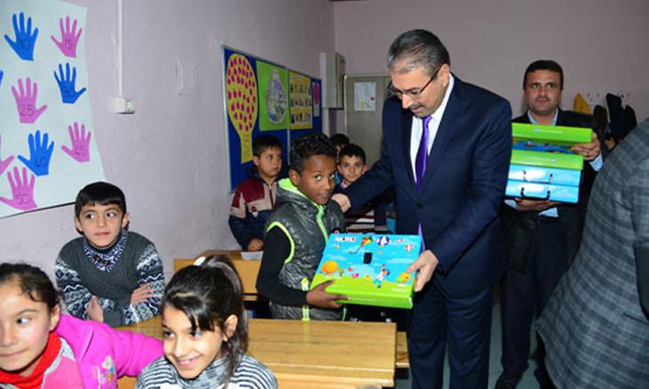 Refugee children isolated to single school in Turkey's Kırşehir