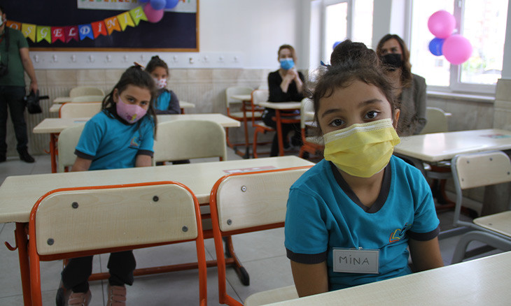 Attendance optional for Turkish students on two short in-person schooldays