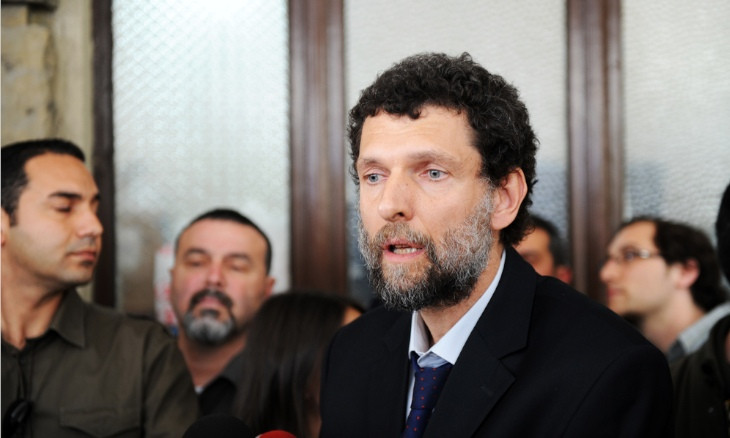 EP rapporteur calls new indictment against jailed Osman Kavala 'outrageous'