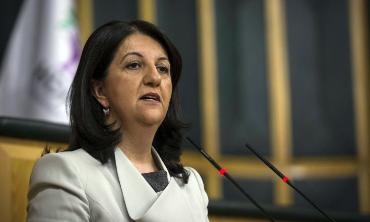 HDP co-chair says Kobane case file drafted by Erdoğan and his son-in-law Berat Albayrak