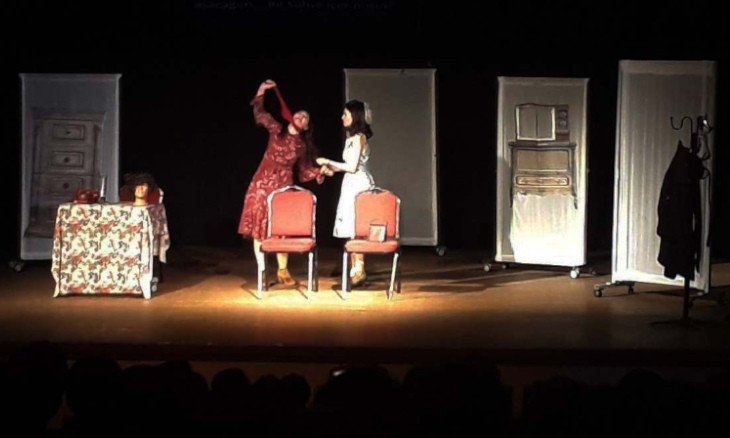 Why the authorities banned a Kurdish-language play