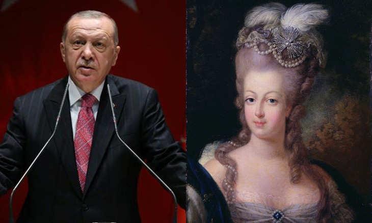 Erdoğan tells workers to 'enjoy nice cup of tea' if they 'can't bring home bread'