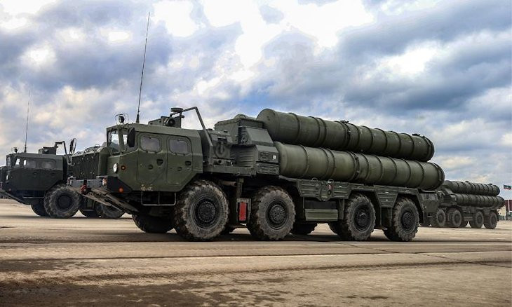 Turkey confirms testing S-400 missile systems, says they won't be integrated into NATO infrastructure