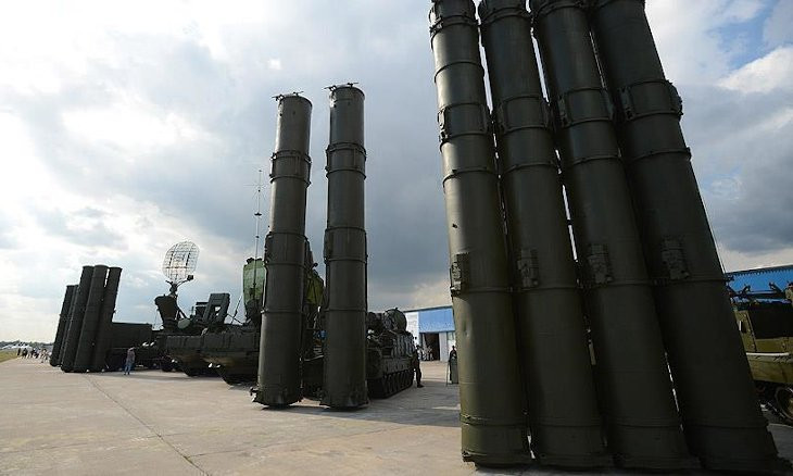 NATO calls any Turkish test of S-400 missile defense systems 'regrettable'