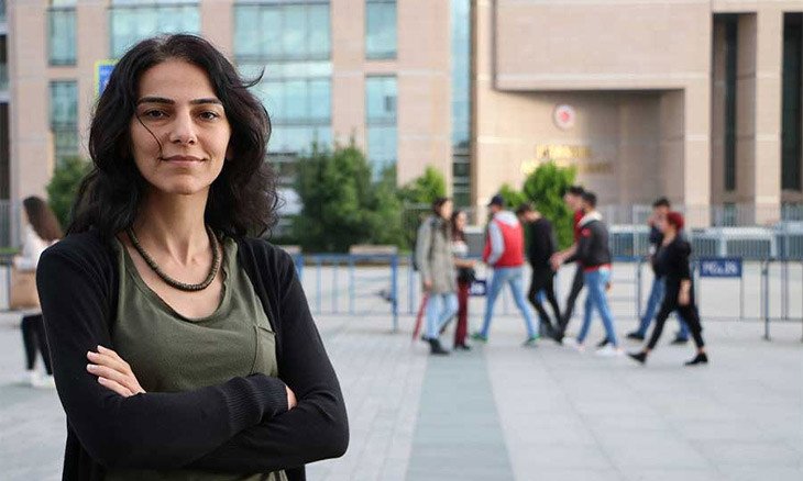 Only female runner for Istanbul bar chairmanship seeks to defy 'misogynist, chauvinist system'