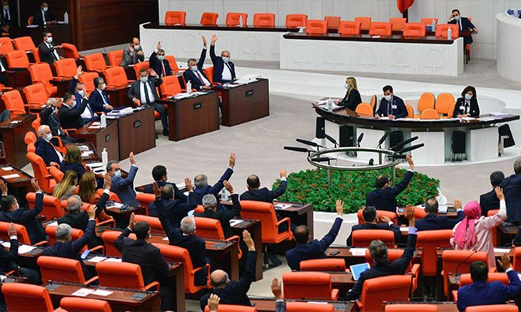 Over 30 Turkish lawmakers didn't speak a word in parliament for 27 months despite large salaries