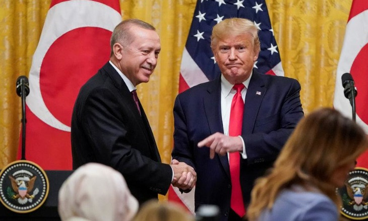Erdoğan has a lot to lose if Trump is defeated in elections, says columnist