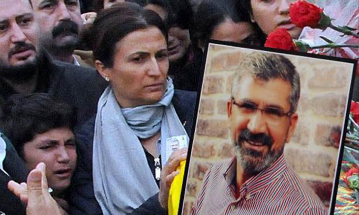 Slain Diyarbakır bar head's wife to work as intern lawyer in case into his killing