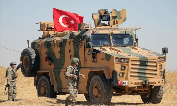 Turkish parliament ratifies motion to extend cross-border ops in Iraq, Syria
