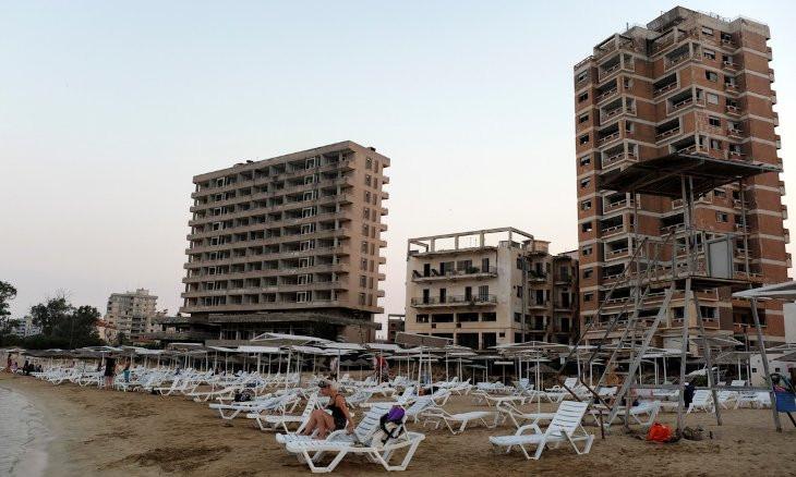 Russia deems Turkish Cyprus' decision to open Varosha beach 'unacceptable'
