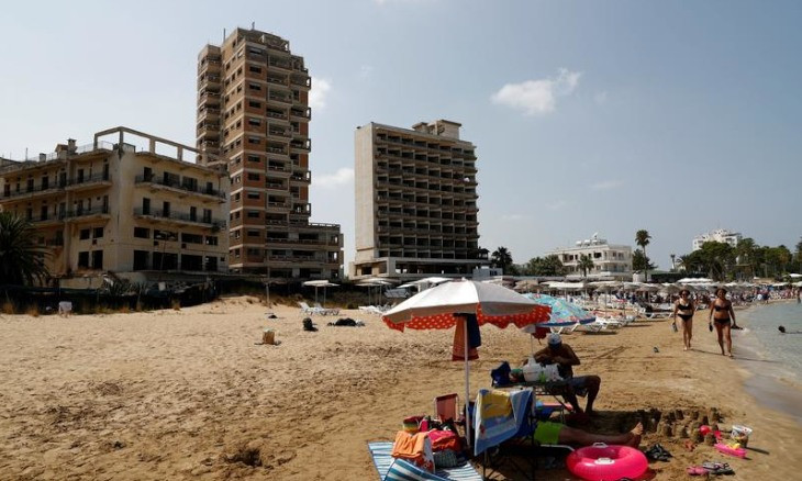 Turkish Cyprus to open beach of ghost town Varosha after 46 years