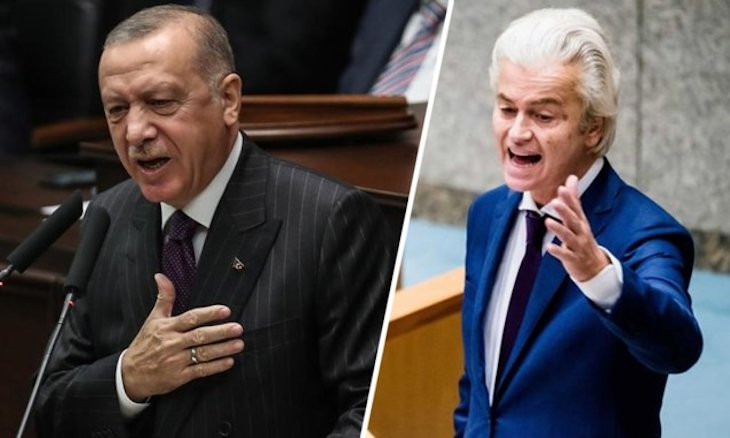 Erdoğan sues Dutch politician Wilders for calling him a 'terrorist'
