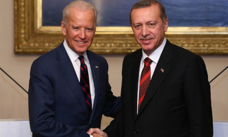 Erdoğan congratulates Biden for election win after days of silence