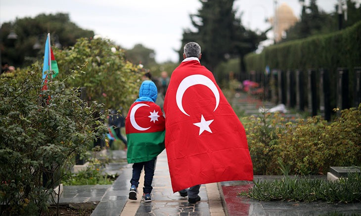 Turkey deems Karabakh deal 'great victory' for Azerbaijan