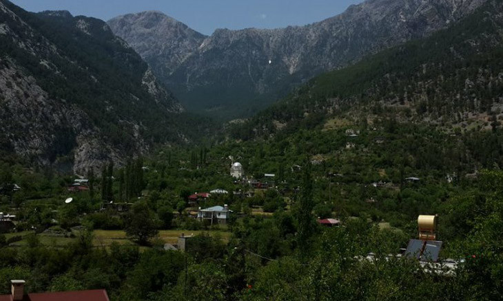 Antalya villagers worried that hydroelectric plant will destroy their future
