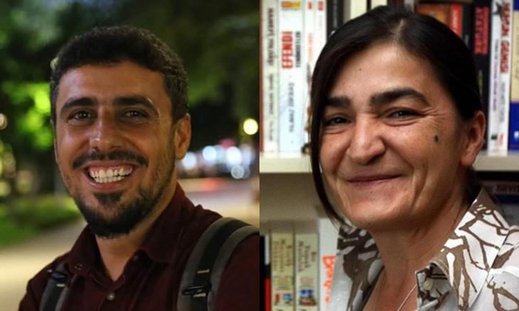 Turkish journalists Müyesser Yıldız, Aziz Oruç released after months in prison