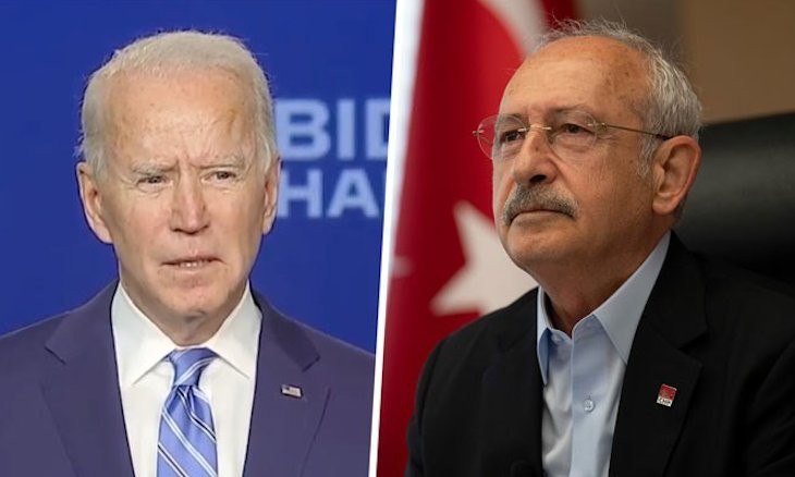 Turkish gov't slams main opposition CHP leader for congratulating Biden