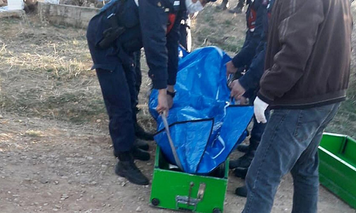 Missing old couple found in water drain in western Turkey