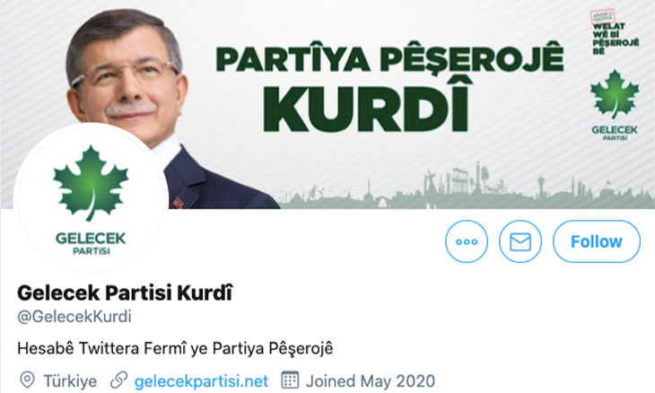 Future Party official resigns over lack of support for Kurdish language