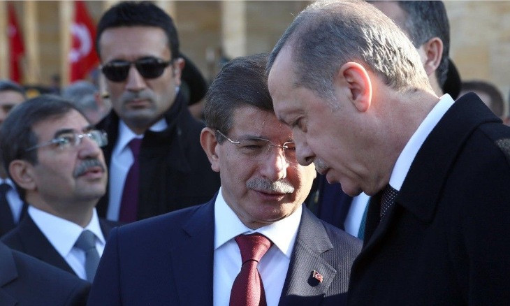 Davutoğlu says his 2013 visit to Gülen was 'authorized' by Erdoğan