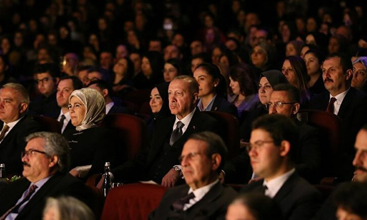 Arts foundation launched to fulfill Erdoğan's wish for 'ideological governance'