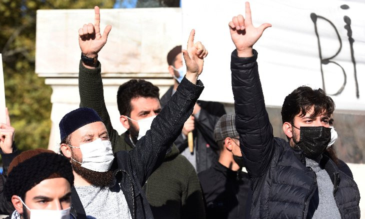 France condemns Erdoğan's 'declarations of violence'