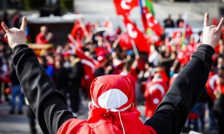 Germany's Left Party seeks closure of Turkish ultranationalist groups after France's Gray Wolves ban