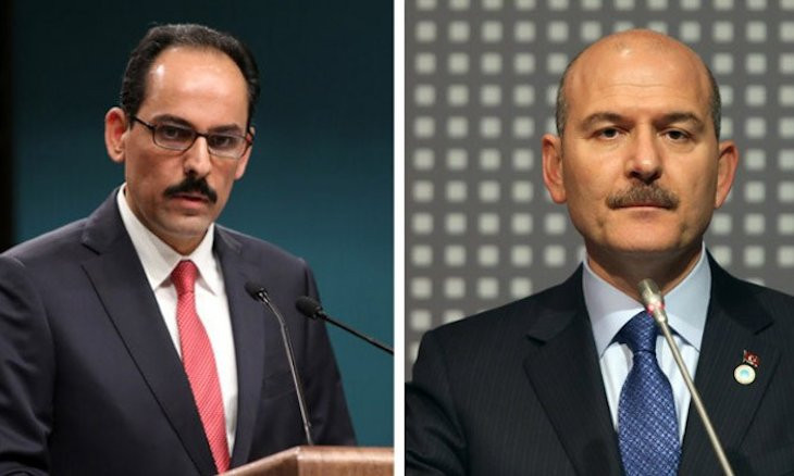 Turkish presidential spokesperson, Interior Minister test positive for COVID-19
