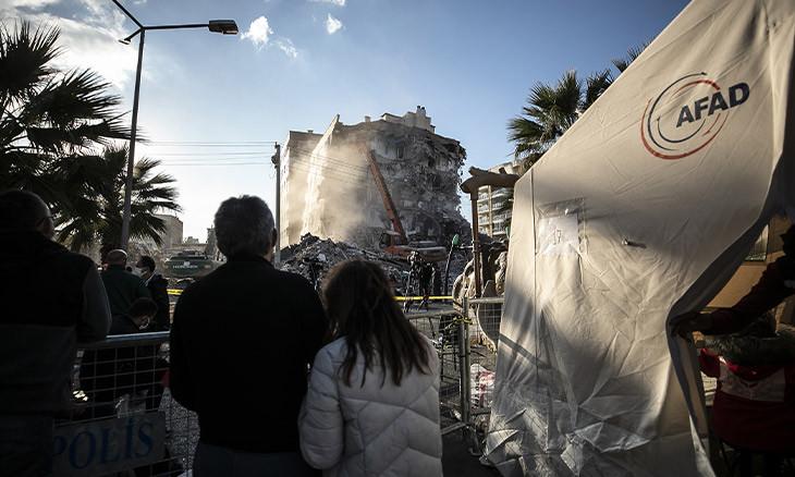 2009 survey foreshadowed quake destruction in İzmir's hardest-hit district