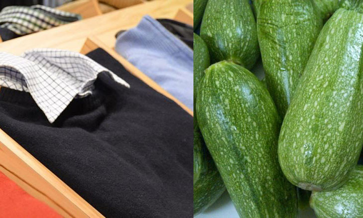 Men's sweaters, zucchini see largest price hikes in October, Turkish statistical authority reveals