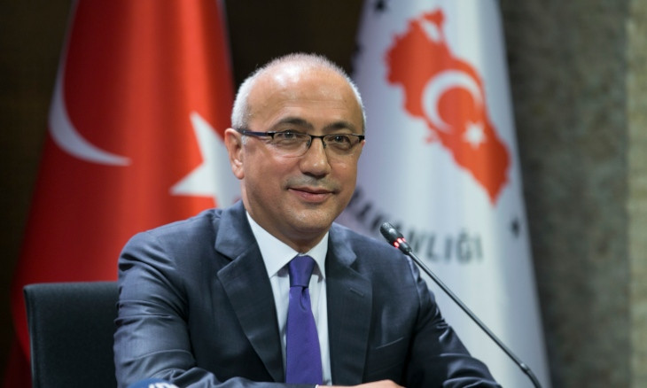 Erdoğan appoints Lütfi Elvan as new finance minister after accepting son-in-law's resignation