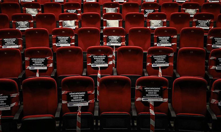 Turkish Culture Ministry to 'certify' theatres as COVID-19 safe
