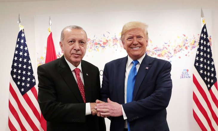 Erdoğan thanks Trump for 'warm friendship,' 'sincere, determined vision'